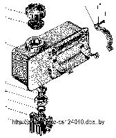 Амортизатор двигателя МТЗ 240-1001025 : продажа, цена в.